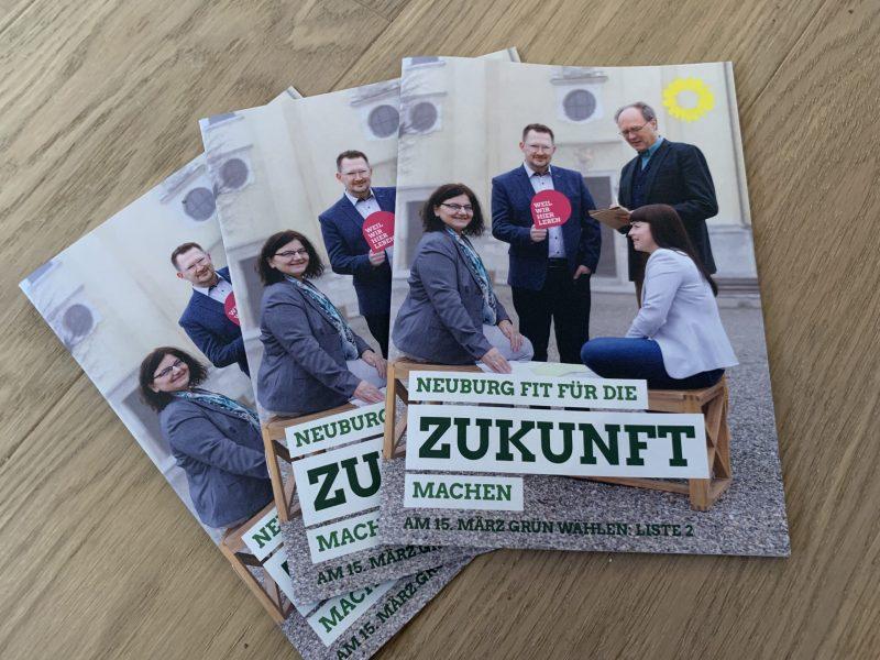 Stadtratswahl Neuburg a. d. Donau
